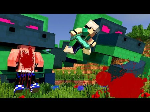 Minecraft - PARAÍSO - #41 PIG, NÃO MORRA!!