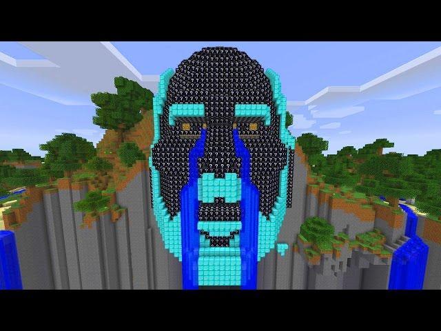 Minecraft POPULARMMOS BLACK Lucky Block Mod (Temple Of Notch) Challenge Modded Minigame