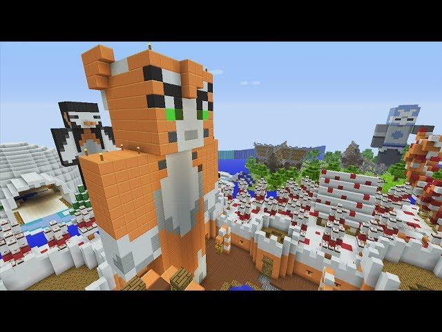 Minecraft Videos Stampy Cat Hunger Games