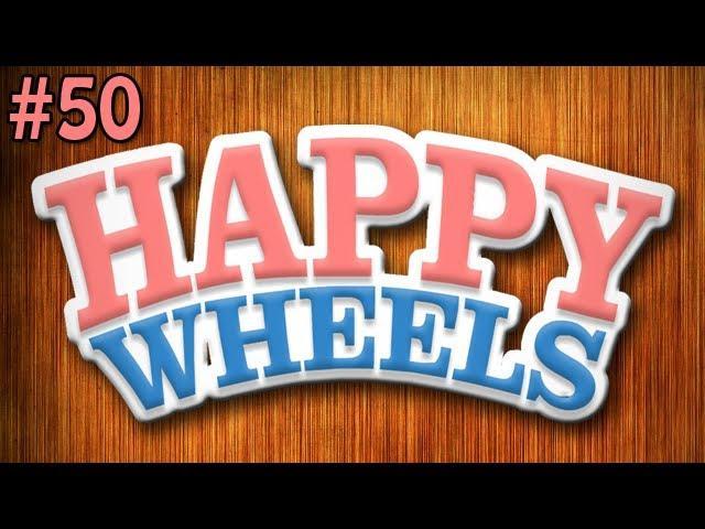 JETPACK SANTA! (Happy Wheels Ep. 50)
