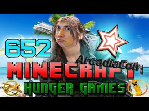 Minecraft: Hunger Games w/Bajan Canadian! Game 652 - Epic Convention HYPE!
