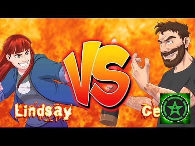 VS Episode 100: Geoff vs. Lindsay