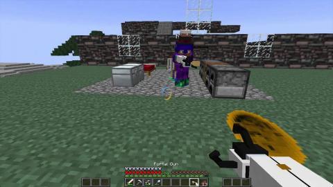 Minecraft CRAZY CRAFT 3.0 - PRANKING NADESHOT + Portal Guns #51