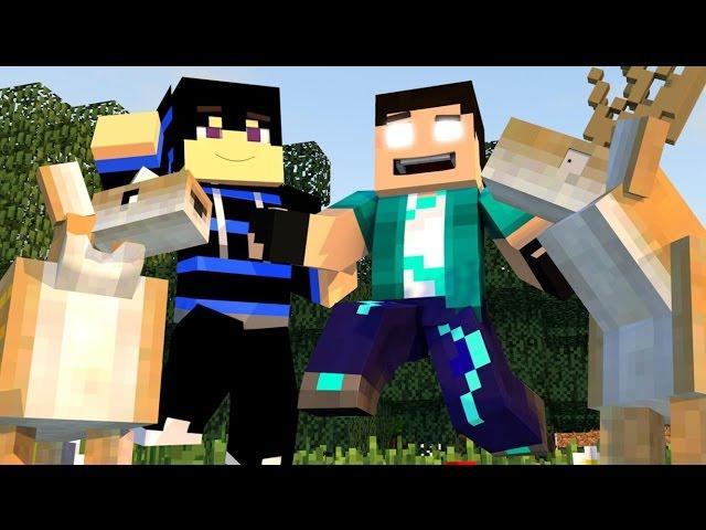 Minecraft - REZENOÉ #72 NOSSOS VEADOS!!
