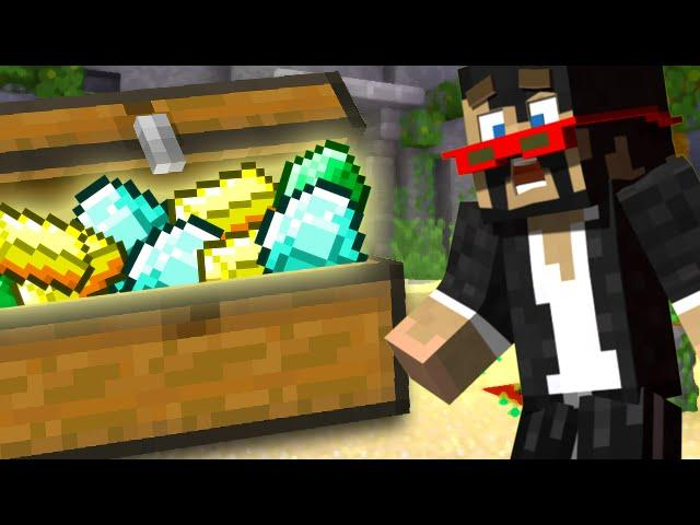 Minecraft: QUEST FOR BOOTY! - Treasure Hunt Adventure Map