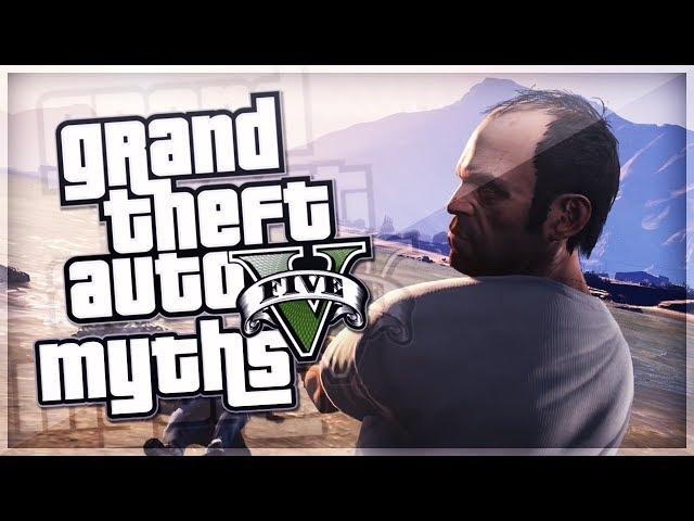 GTA 5 Myths (Bulletproof Coffee Cups, No Hookers Allowed, Sticky Bomb Baseball Bat, and More!)
