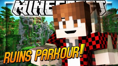 Minecraft Siege World: Ruins Parkour! | S2E5 | Clash of Clans + Factions Minecraft!