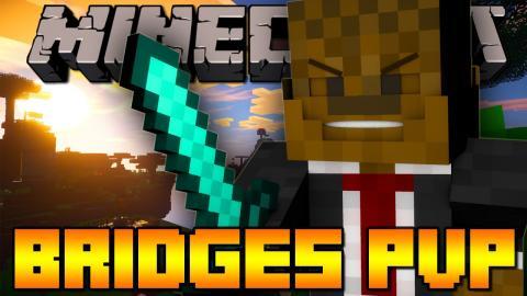 """Minecraft BRIDGES """"MY BEST ROUND EVER"""" WARNING: MUST SEE"""