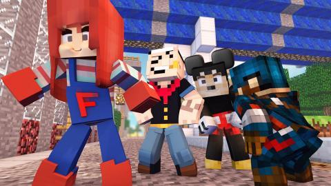 Minecraft : 5 COISAS QUE A CARRETA FURACÃO IRIA FAZER !!
