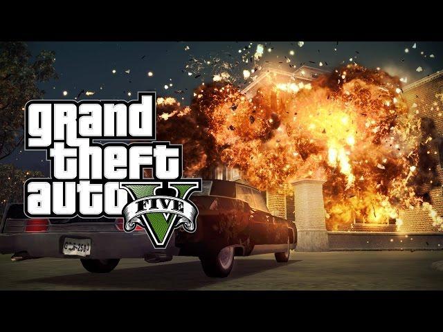 GTA 5 - GANGUE DO REZENDE VS GANGUE DO KAZZIO!! - PC +14