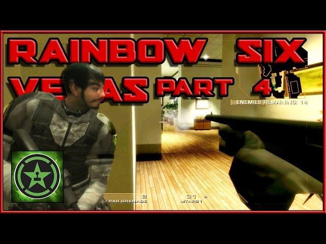 Let's Play - Rainbow Six Vegas Part 4