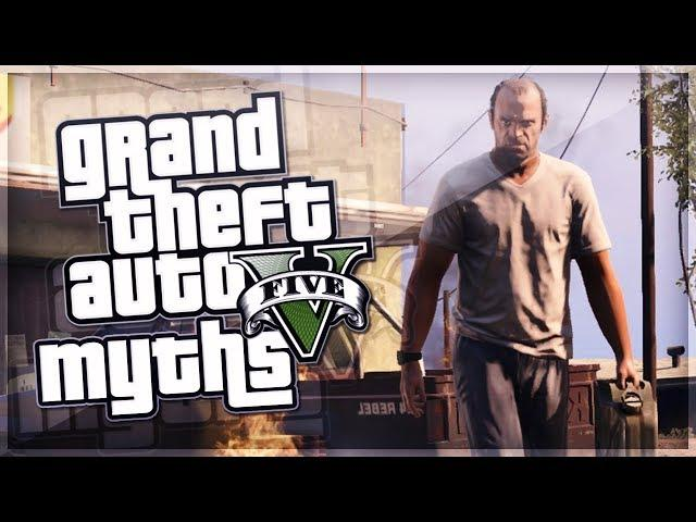 GTA 5 Myths (Tear Gas, RPG Fun, Sticky Bomb Experiments, and More!)