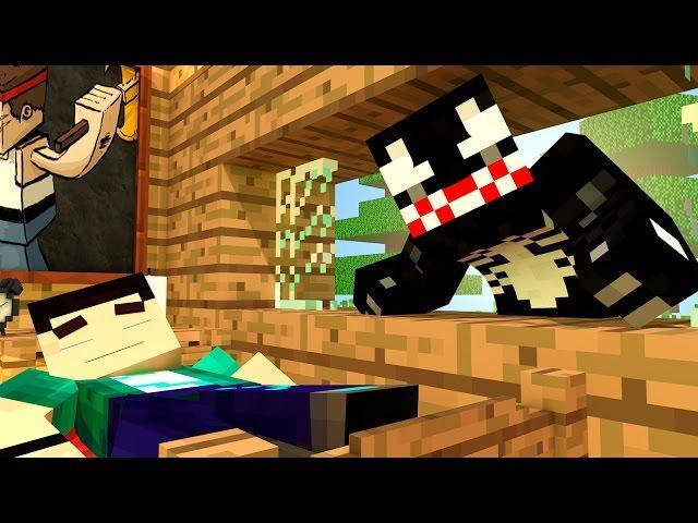 Minecraft - QUEDA PARA O ALTO - #8 É ELE MESMO?