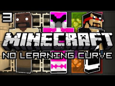Minecraft: No Learning Curve 2 w/ Mark and Nick - REFLECTED (Part 3)