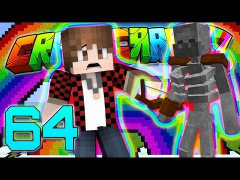 Minecraft Crazy Craft 3.0: MUTANT SKELETON ARMOR! #64 (Modded Roleplay)