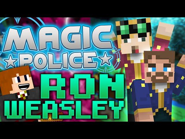 Magic Police #108 - Ron Weasly