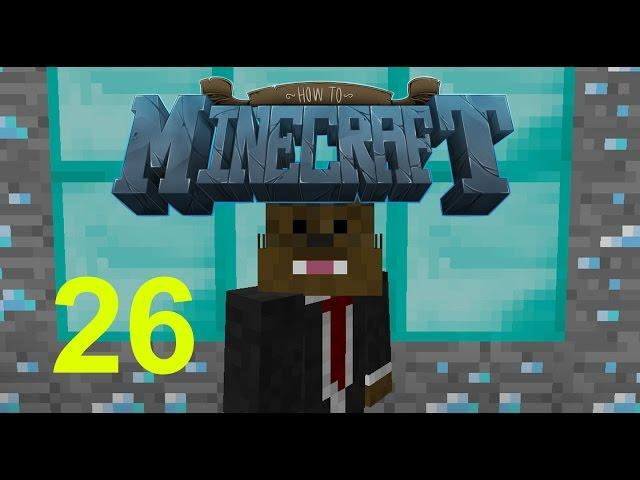 """Minecraft: SMP HOW TO MINECRAFT #26 """"DIAMOND MINING CHALLENGE"""" with JeromeASF"""