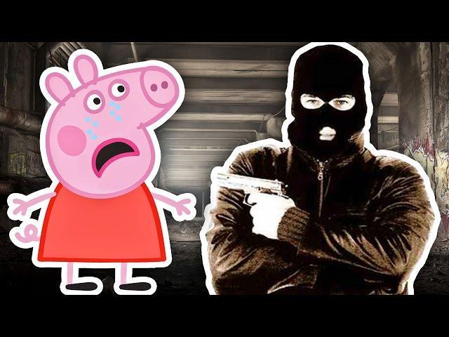 Minecraft - O SEQUESTRO DA PEPPA PIG ;-; [44] Meu Amável Mundo!