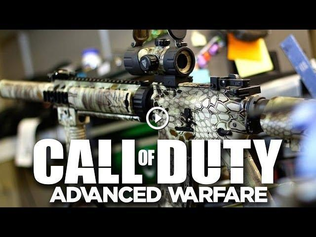 Call of duty advanced warfare camos possible weapon amp character camo