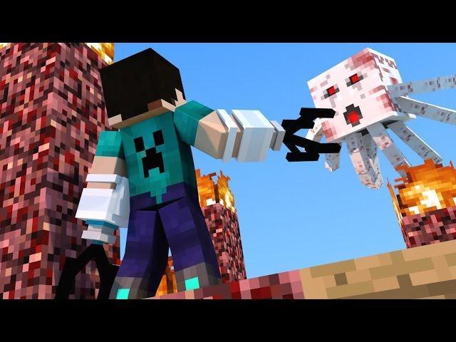 Minecraft Mods - PORTAL GUN MOD! - ARMA DE GRAVIDADE!!