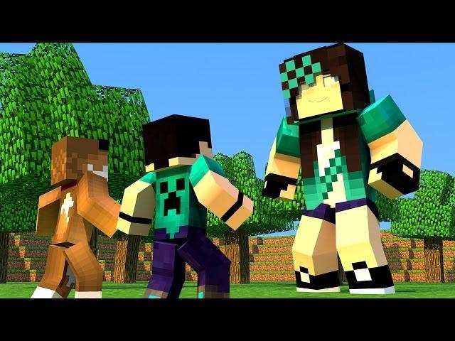 Minecraft - A HELENA GIGANTE! [63] Meu Amável Mundo!