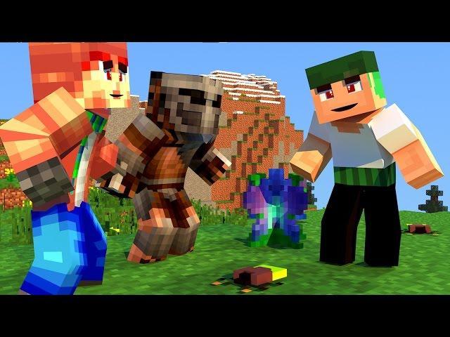 Minecraft - QUEDA PARA O ALTO - #11 UM HOMEM SALVADOR!
