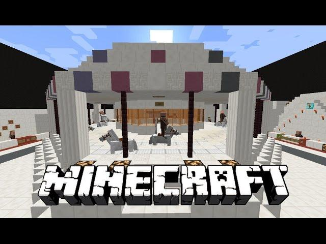 Minecraft : Bacca Goes To The Carnival