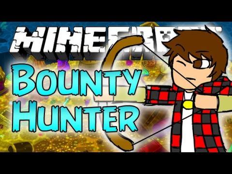 Minecraft: VS MINI-GAME CHALLENGE! Bounty Hunter - BajanCanadian vs JeromeASF