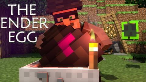 Minecraft Animation - Creating An Ender Dragon