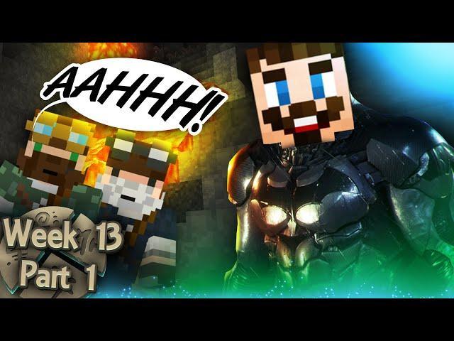 Minecraft Modded Cornerstone - Bat Justice (Week 13 Part 1)