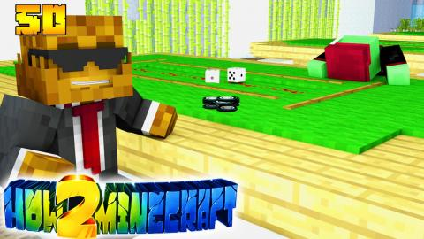 Minecraft Fancy Pants Casino - SMP HOW TO MINECRAFT S2 #50 with JeromeASF