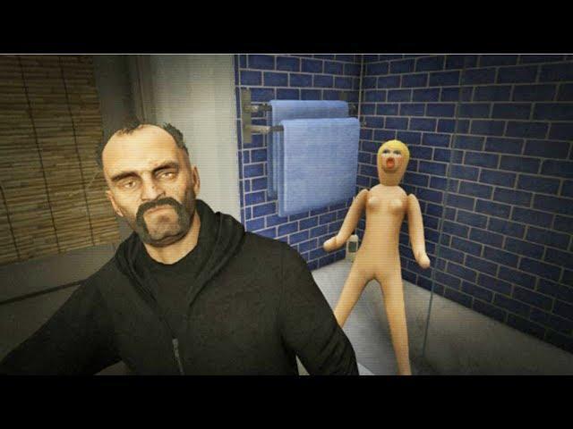 GTA 5 Funny Moments & Fails w/ Lui Calibre, Vanoss, and H2O Delirious!