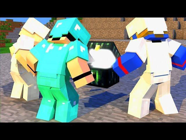 Minecraft - PARAÍSO - #59 A ARMA MAIS FORTE DOS MUNDOS!