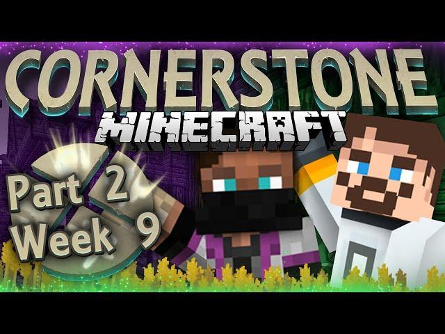 Minecraft Cornerstone - Gold Tax (Week 9 Part 2)