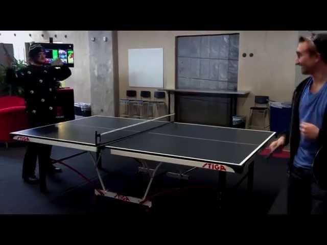 PING PONG VS SkyDoesMinecraft + EPIC Dog Tricks Los Angeles Vlog