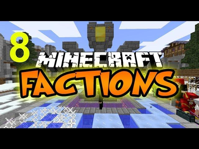 """Minecraft FACTIONS #8 """"EPIC PVP + Home Improvement"""" w/ JeromeASF"""