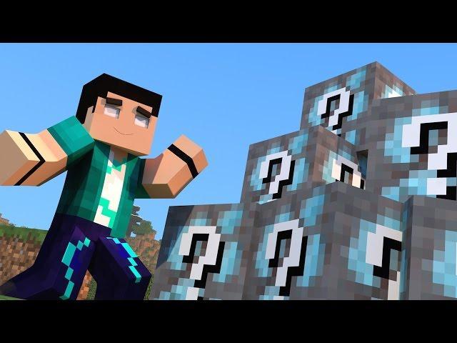 Minecraft Mod - LUCKY ORE! - LUCKY ORE MOD