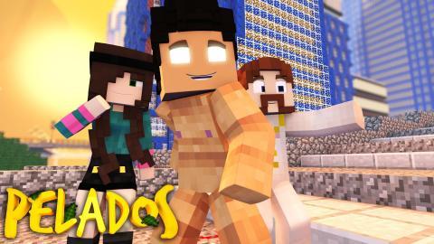 Minecraft : PELADOS! - #157 CHEGAMOS EM CASA !!