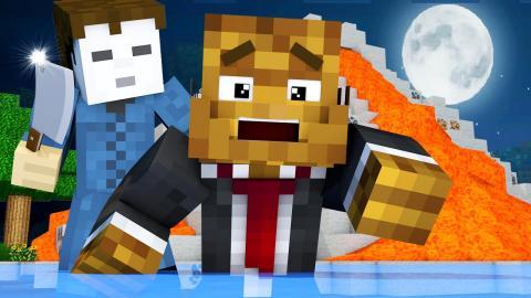 MICHAEL MYERS WANTS TO EAT ME | Minecraft - Mod Battle