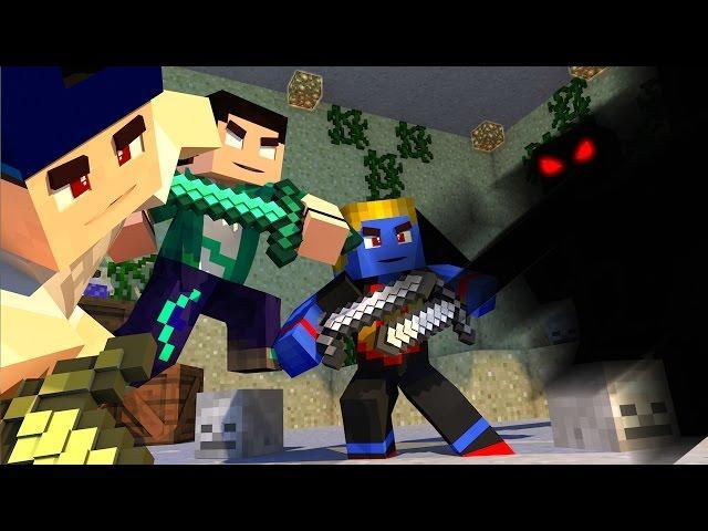 Minecraft - PARAÍSO - #56 UMA SURPRESA!!