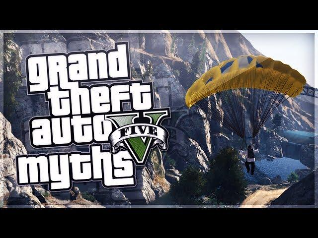 GTA 5 Myths (Electrocution, Jet Bombs, Grenade Jumping, and More!)