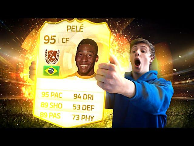 PELE WAGER OMFG - FIFA 15