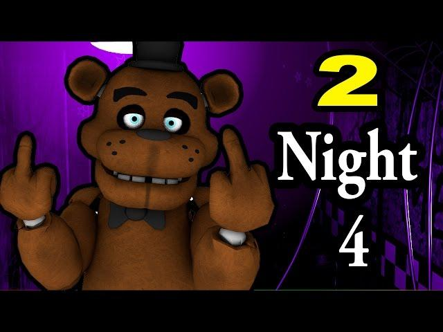 Balloon boy is a dick five nights at freddy s 2 night 2