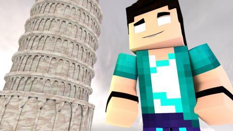 Minecraft: VOU VOLTAR PARA ITALIA!