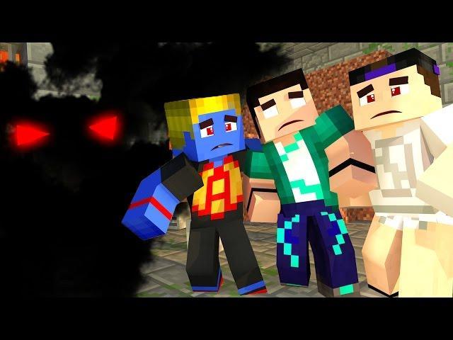 Minecraft - PARAÍSO - #57 O FIM DAS NOSSAS VIDAS!!