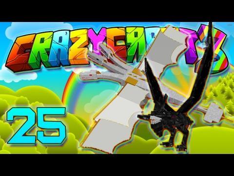 Minecraft Crazy Craft 3.0: WORST DAY EVER!  #25 (Modded Roleplay)