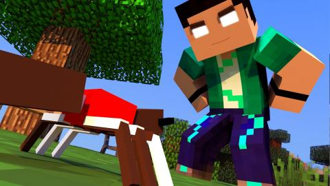Minecraft - PARAÍSO - #63 A NOVA DIMENSÃO!