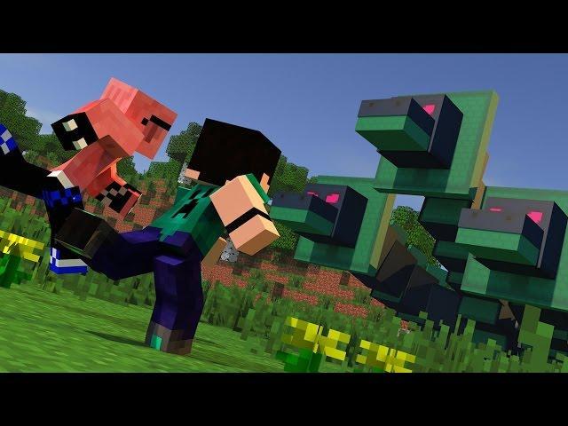 Minecraft - PARAÍSO - #40 HYDRA, SE PREPARE!!