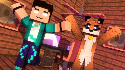 Minecraft - NOSSA NOVA CASA! [03] Minhas Amaveis Criaturas!