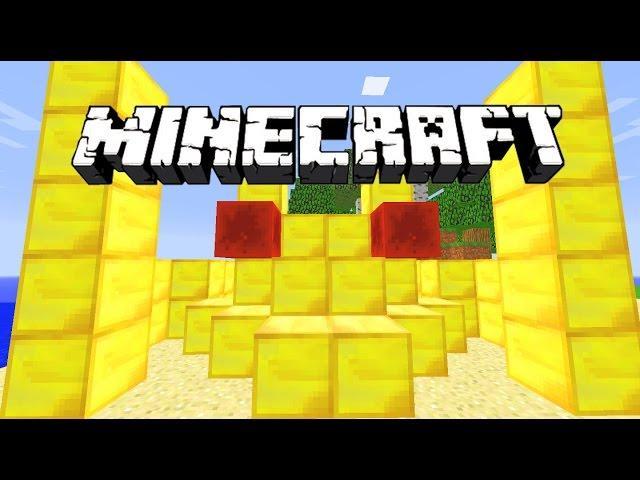 Minecraft GOLDEN CITY Challenge